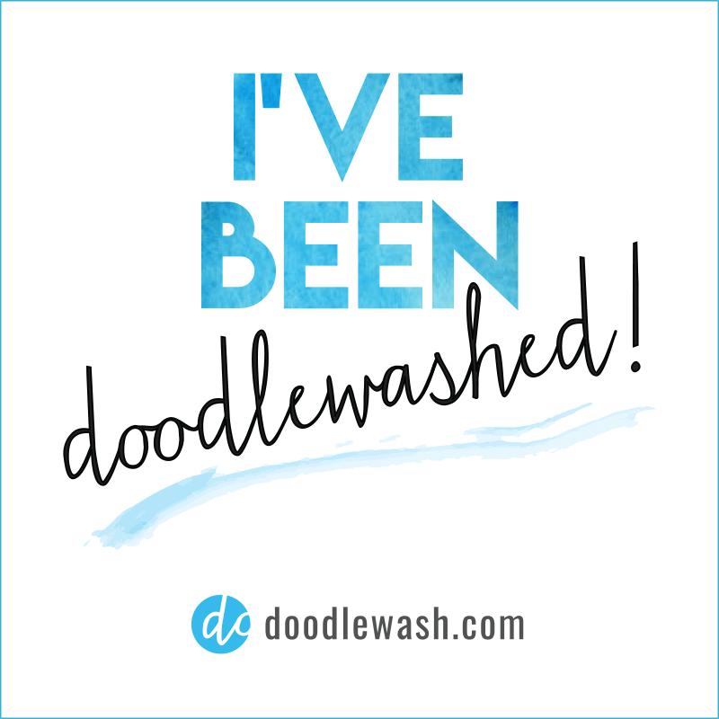 Doodlewashed!