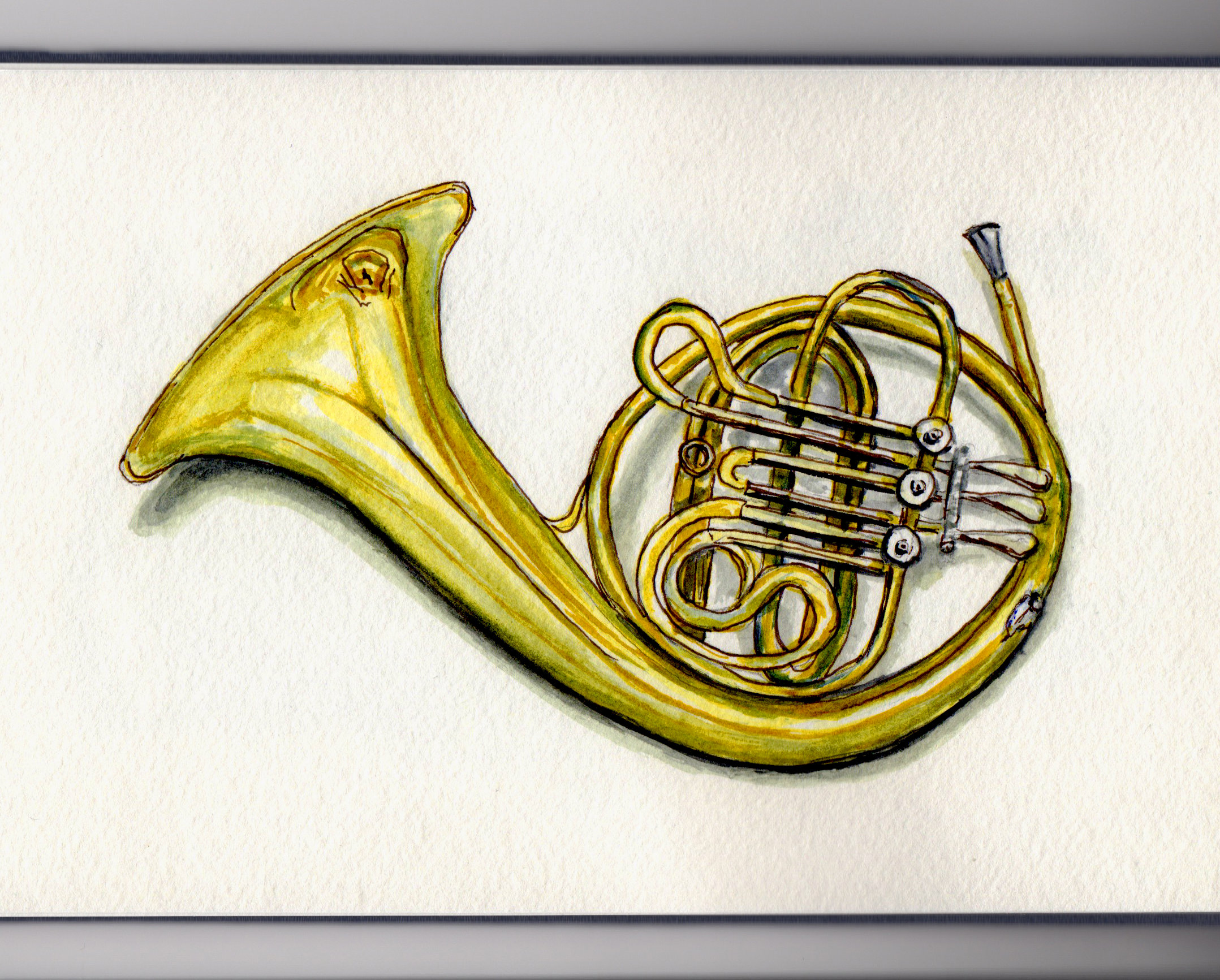 French Horn & Second Thoughts
