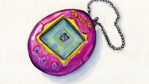 Tamagotchi & Virtual Life