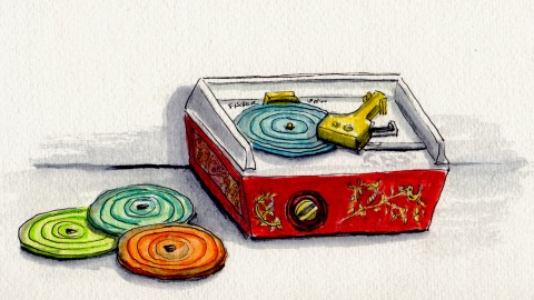 Little Record Player