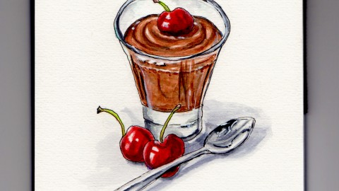 National Chocolate Mousse Day