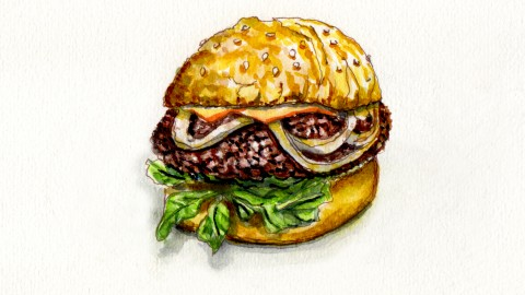 The Hamburger – An American Story