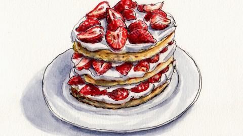 Strawberry Shortcake – Official Dessert of Summer