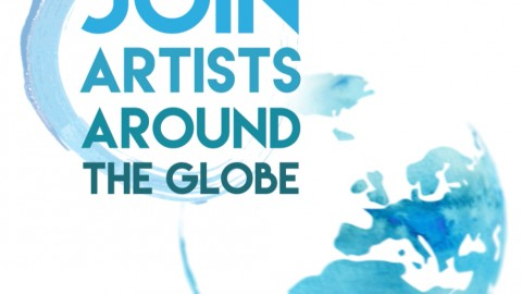 World Watercolor Month Begins in JUST ONE WEEK! Watch The Trailer!
