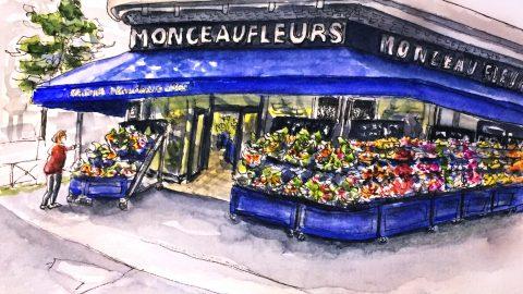 Fleuristes à Paris