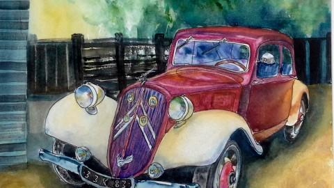 GUEST DOODLEWASH: Hobby Sketcher