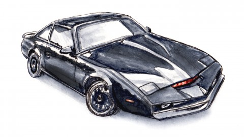 Knight Rider Dreams