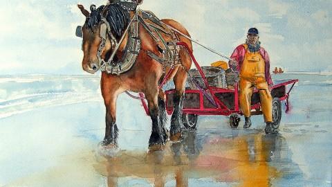 GUEST ARTIST: A Watercolor Passion That Won't Let Go