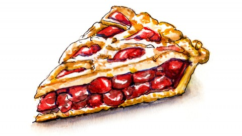 A Simple Cherry Pie