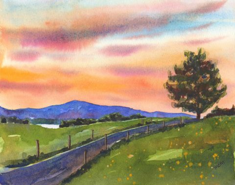 GUEST ARTIST: Finding Art In Middle Age