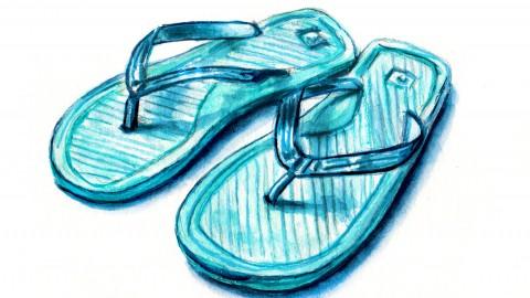 The Season Of Flip-Flops