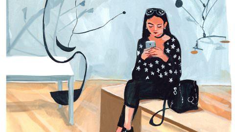 """GUEST ARTIST: """"Aimless Strolling, Kind Trolling"""" by Jenny Kroik"""