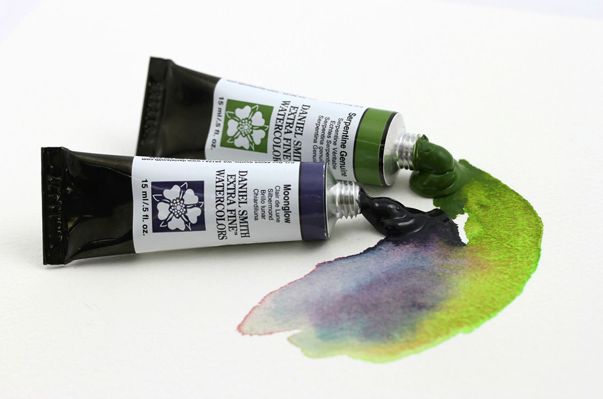 Doodlewash 174 World Watercolor Month Sponsor Spotlight