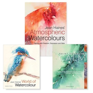 Watercolour Books By Jean Haines