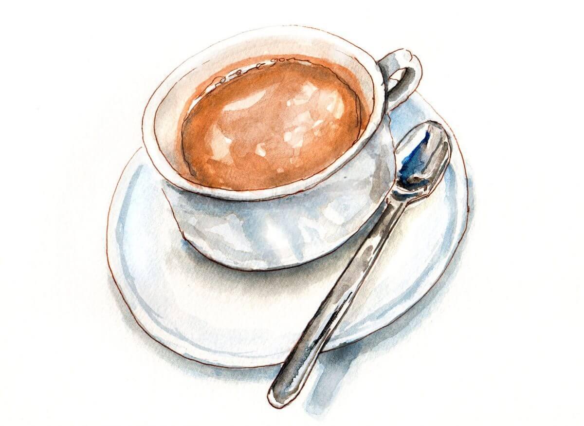 Doodlewash® ~ A Cup Of Hot Cocoa