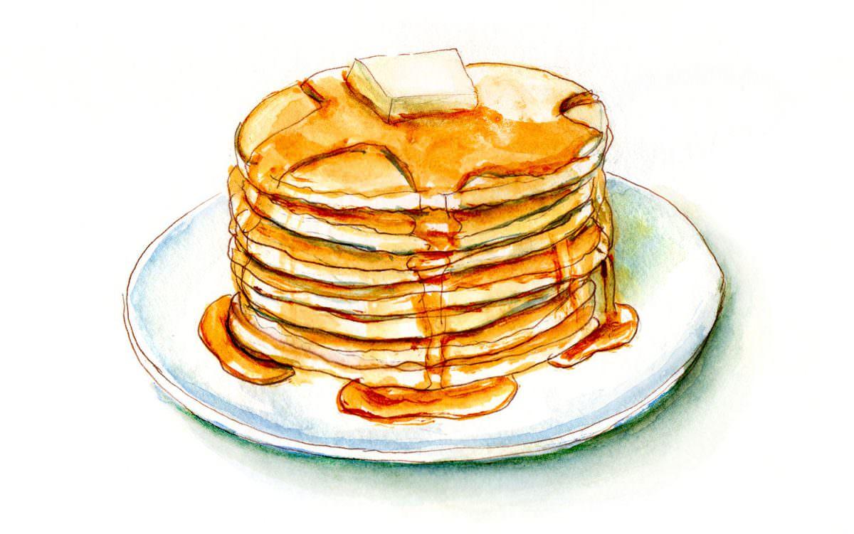 How To Do Pan Cake Art