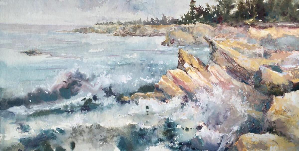 "GUEST ARTIST: ""The Messy Palette"" by Vinita Pappas"