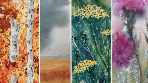Watercolor Classes with Jean Lurssen