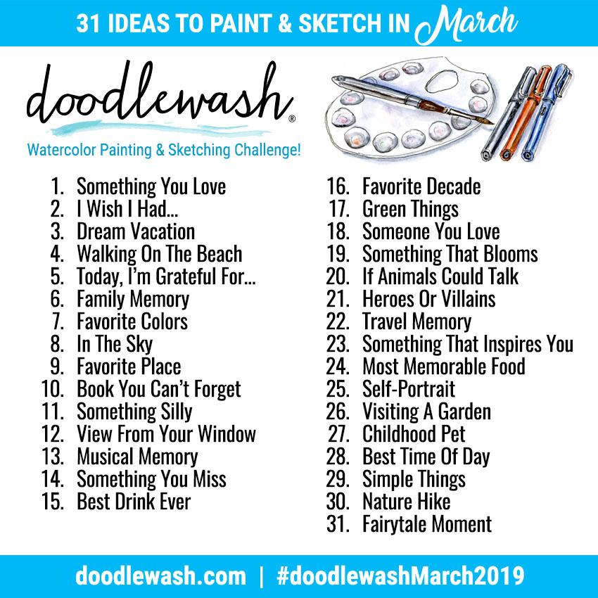 Image result for 30 day art challenge kids